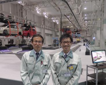 [株式会社ダイフク]物流システム・マテハン機器の世界トップメーカー、 株式会社ダイフクへ転職したエンジニアにお話を伺いました。