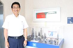 【関西ニッチトップメーカー特集】BIG DAISHOWA株式会社のツーリングについて、取締役執行役員の山田貴浩様にお話を伺いました。