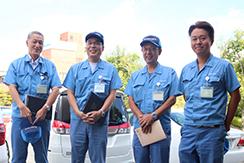 古野電気株式会社の三木工場の役割や生産技術部について、舶用機器事業部の部長様・課長様お話をお伺いしました。