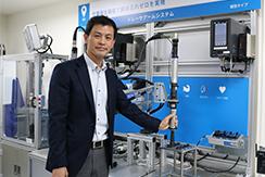 【関西ニッチトップメーカー特集】株式会社エスティックのナットランナーについて、取締役営業本部長の鈴木弘英様にお話を伺いました。