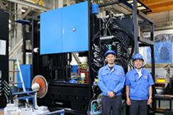 【関西ニッチトップメーカー特集】大東精機株式会社の鋼材加工機について、執行役員技術本部長の大窪政紀様にお話を伺いました。