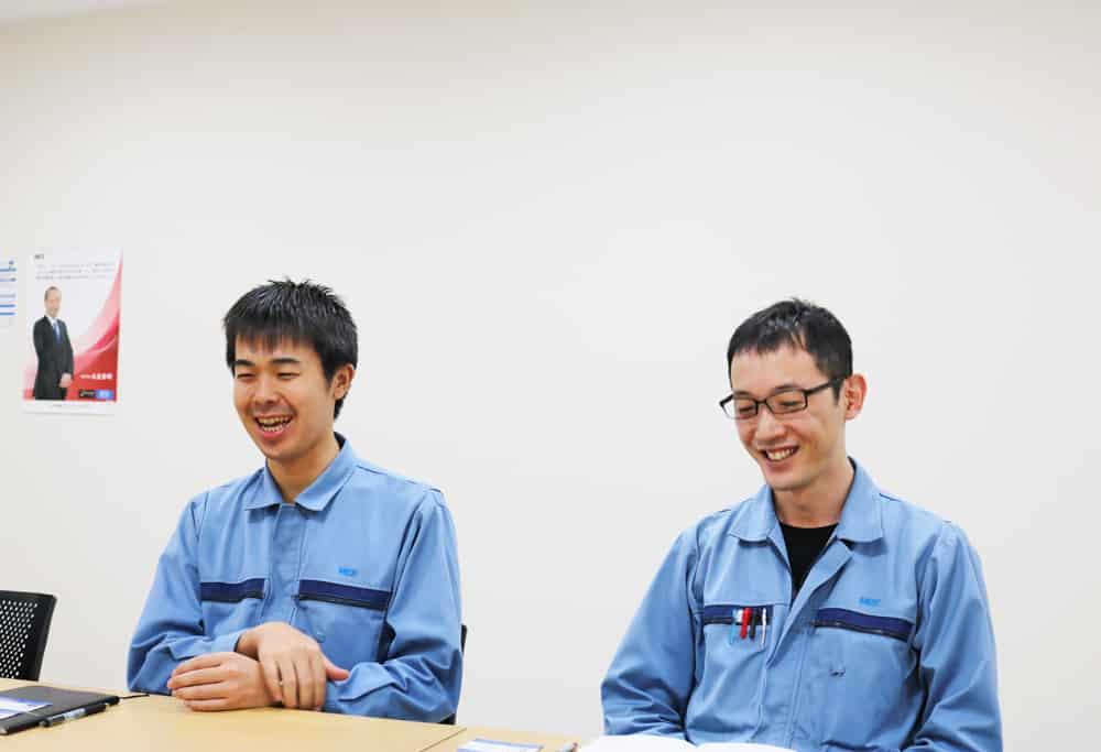 三菱電機エンジニアリング姫路事業所_中途採用者インタビュー