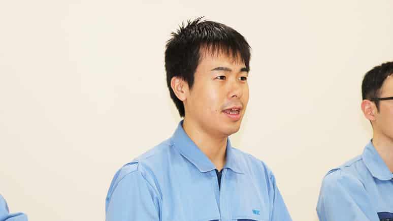三菱電機エンジニアリング 電装技術開発部 パワーエレクトロニクス技術第一課 水野賀文様