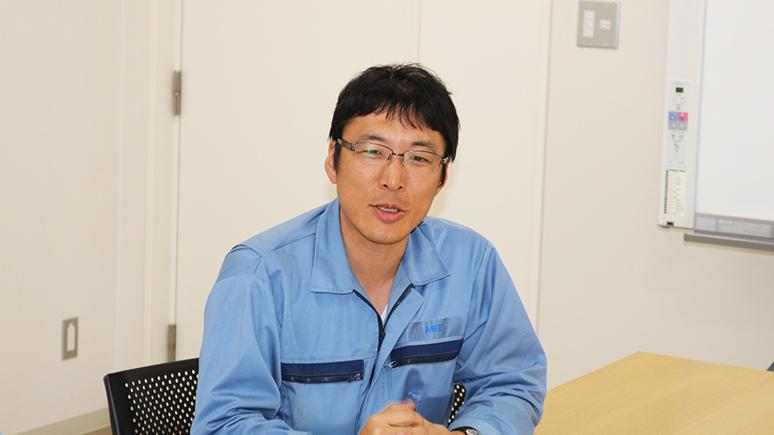 三菱電機エンジニアリング 電装技術開発部 回転機技術第一課 木村元昭様