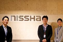 「加工技術」で応える未来志向のグローバルカンパニー!!NISSHA株式会社のキャリア採用や社風について採用担当者にお話しを伺いました。