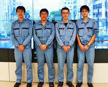 キャリア入社のエンジニア4人にインタビュー!三菱電機エンジニアリング株式会社 姫路事業所で働く魅力とは