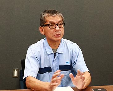 三菱電機エンジニアリング株式会社 姫路事業所の電装技術開発部についてお話を伺いました。