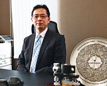電磁弁のパイオニア『日本アスコ株式会社』の事業内容や中途採用について、代表取締役社長 角南様にお話を伺いました。