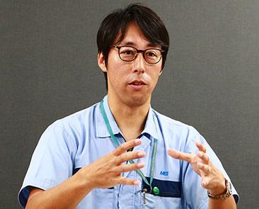 三菱電機エンジニアリング株式会社 姫路事業所のメカトロ技術部についてお話を伺いました。