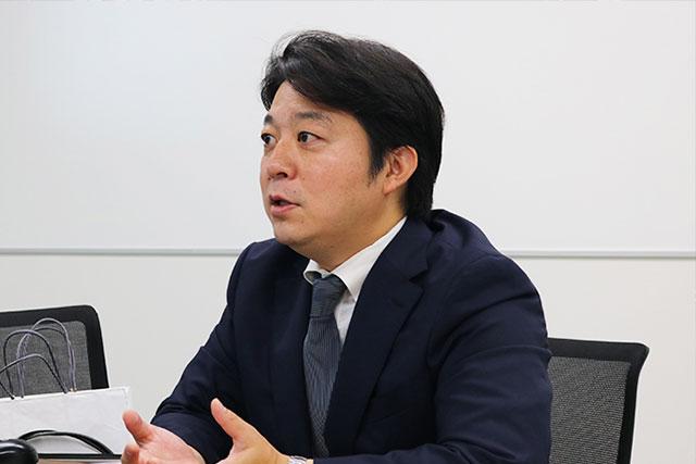 株式会社ユーシン精機 執行役員 総務部責任者 小田 康太様