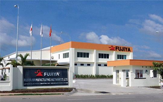 フジ矢株式会社のベトナム工場