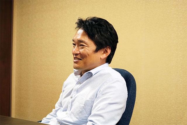フジ矢株式会社 代表取締役 野﨑恭伸社長