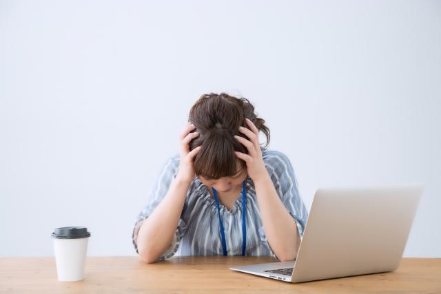 転職活動における不安10