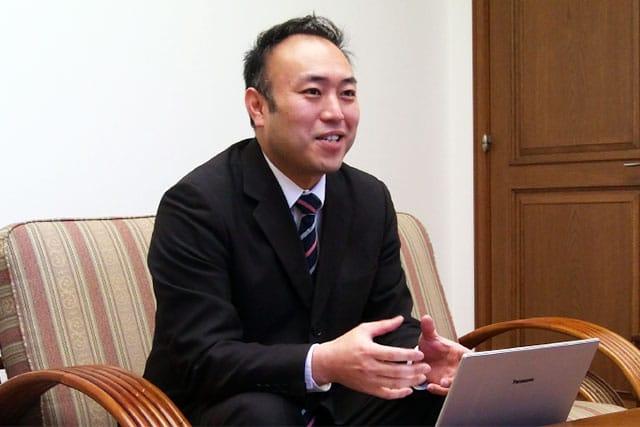 株式会社ピカソ美化学研究所 経営企画部 人事戦略課 課長 小泉 公一様