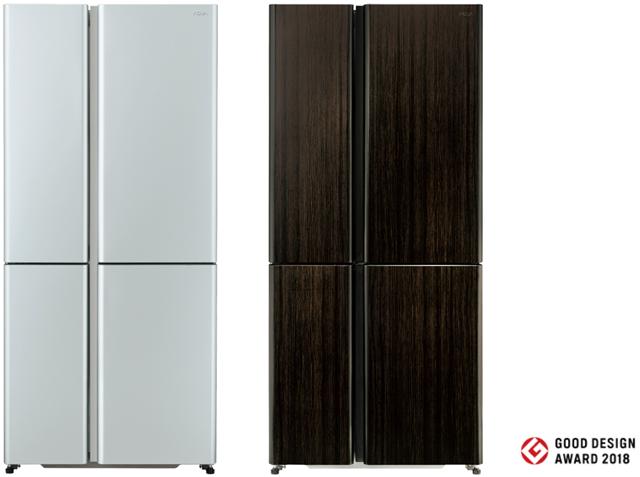 アクア社 冷蔵庫画像