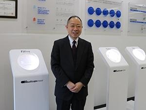 【企業インタビュー】クオリカプス株式会社(奈良県)のグローバル展望や求める人材についての記事画像