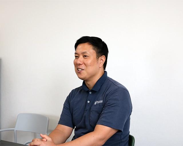 中途採用について語る安田精機製作所の営業部長